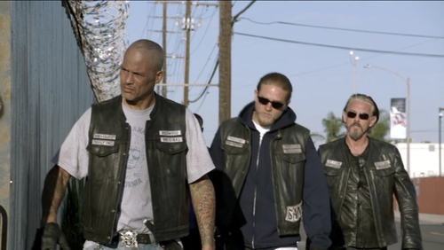 Sons Of Anarchy wallpaper titled Sons of Anarchy