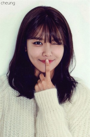 Sooyoung - 2015 Season Greetings