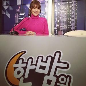 Sooyoung Instagram:December 21, 2014