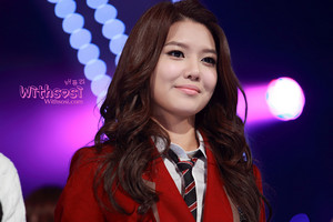 Sooyoung The Boys Live