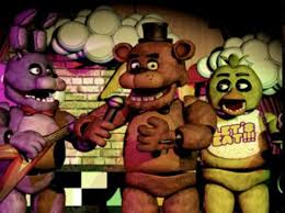 Five Nights At Freddy's hình nền with anime called Stage cam Fnaf