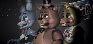 Five Nights at Freddy's wallpaper entitled Stage cam Fnaf