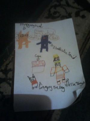 Stampy and Friends