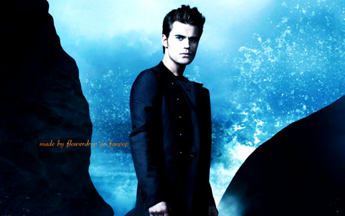 Stefan Salvatore wallpaper titled Stefan wallpaper ✯