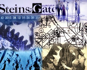 Stein's Gate Collage