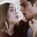 Stiles an Lydia - teen-wolf fan art
