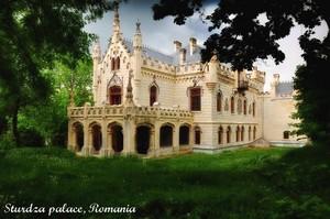 Sturdza palace, Iasi - Romania