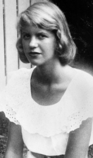 Sylvia Plath ( October 27, 1932 – February 11, 1963)