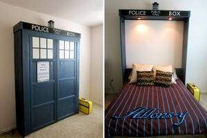 TARDIS بستر