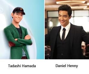 Tadashi - Daniel Henney
