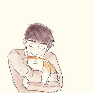 Tadashi and Mochi