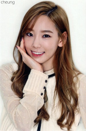 Taeyeon - 2015 Season Greetings