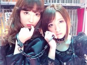 Takahashi Minami and Kojima Haruna
