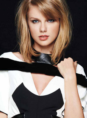 Taylor 빠른, 스위프트 1989 photoshoot