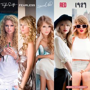 Taylor's Albums