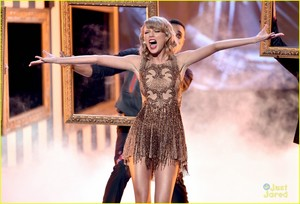 Taylor's performance in AMAS