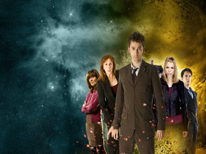Tenth Doctor and Companions