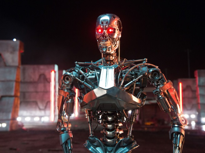 Terminator Genisys: New Look At T-800