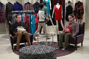 The Big Bang Theory 8.12 ''The el espacio Probe Disintegration''