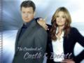 caskett - The Casebook of... Castle & Beckett wallpaper