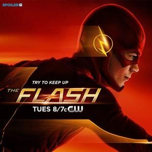 The Flash - New Key Art