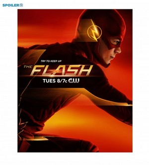 The Flash - New Key Art