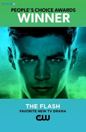 The Flash - PCA 2015 - পছন্দ New TV Drama