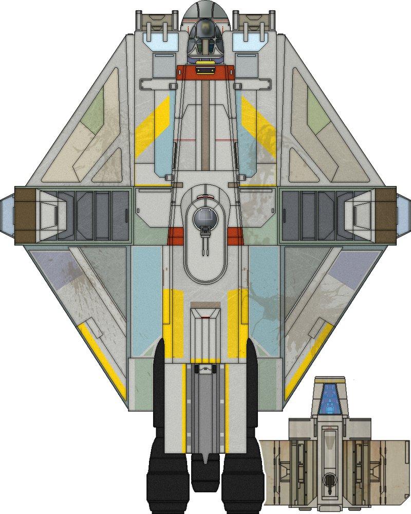 the ghost exterior star wars rebels fan art 37975270
