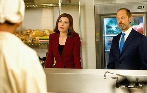 The Good Wife - Episode 6.11 - Hail Mary - Promotional mga litrato