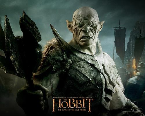 호빗 바탕화면 probably containing 녹청 titled The Hobbit: The Battle of the Five Armies - 바탕화면