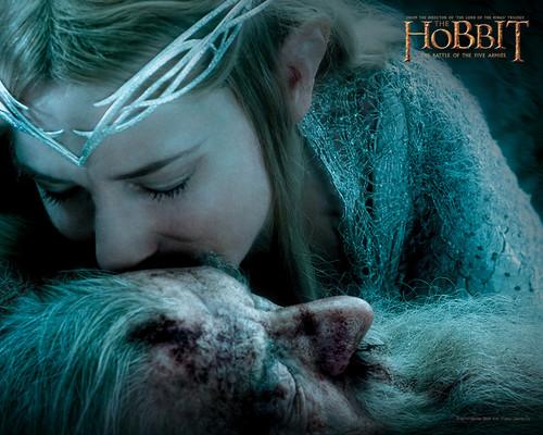 द हॉबिट वॉलपेपर called The Hobbit: The Battle of the Five Armies - वॉलपेपर