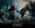 The Hobbit: The Battle of the Five Armies - پیپر وال