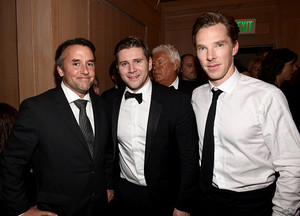 The Imitation Game Cast - After Party