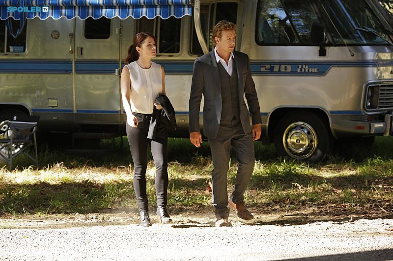 The Mentalist - Episode 7.06 - Green Light - Promotional Photos