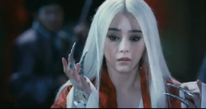 The White Haired Witch Of The Lunar Kingdom