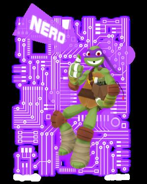 The nerd D
