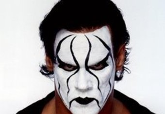 WWE 바탕화면 titled TheScary Sting