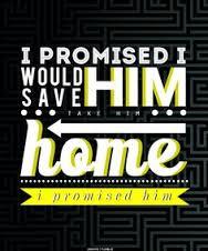 Thomas's broken promise