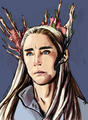Thranduil the Elvenking - thranduil fan art