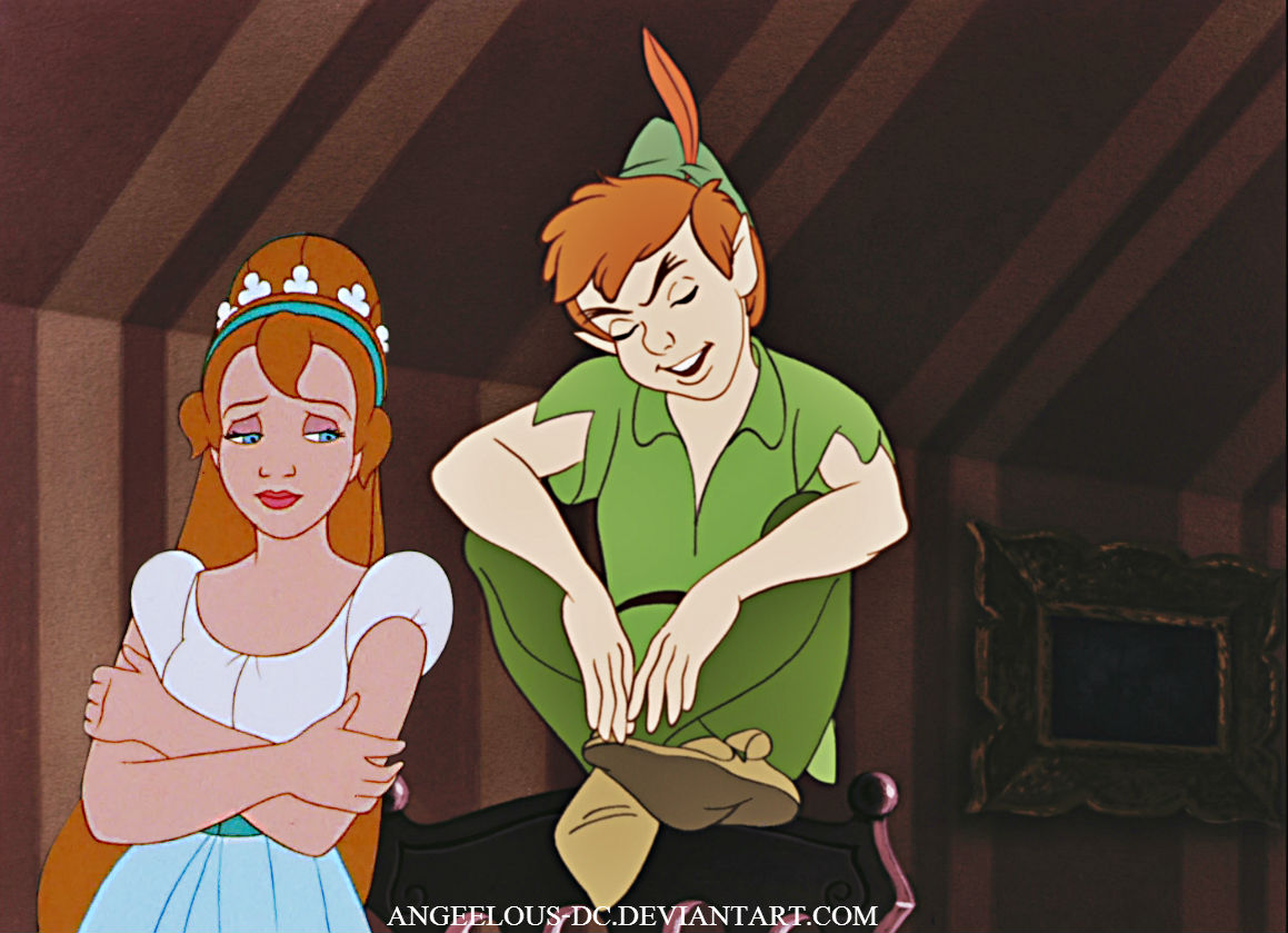 Thumbelina/Peter Pan
