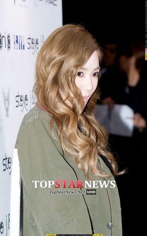 Tiffany at Dongdaemun Design Plaza for Seoul Fashion Week