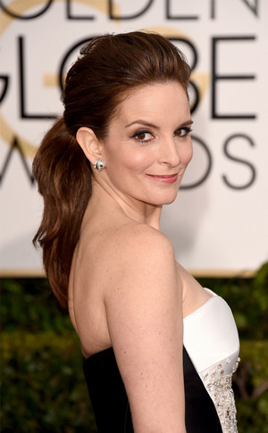 Tina Fey - Golden Globes 2015