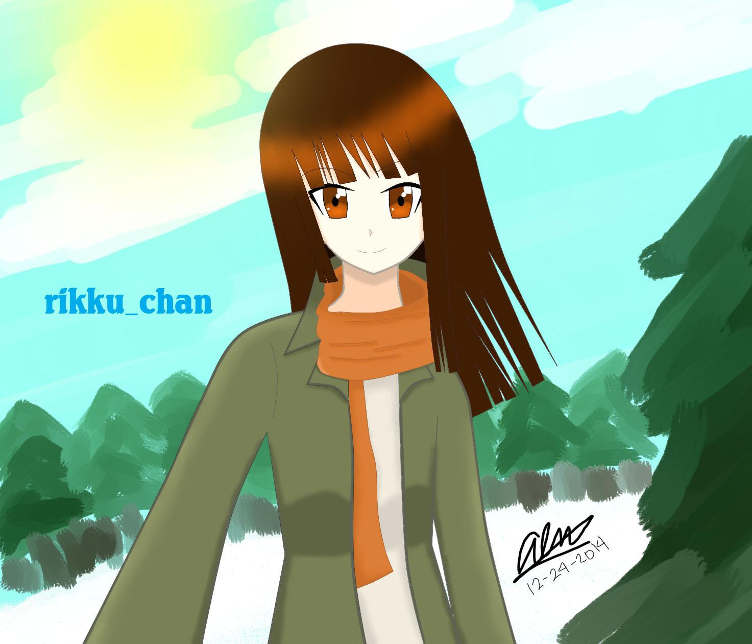 To: Rikku-chan!