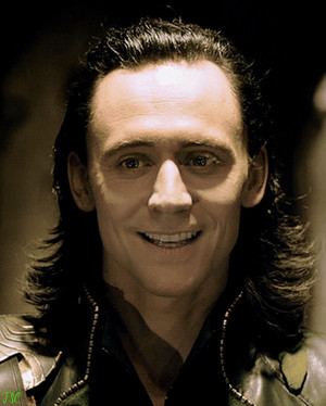 Tom Hiddleston as Loki Laufeyson