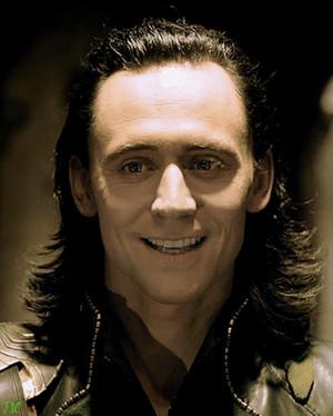 Tom Hiddleston as Loki Laufeyson