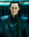 Tom Hiddleston as Loki Laufeyson - tom-hiddleston photo