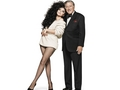 Tony Bennett & Lady Gaga: H&M Holiday Campaign 2014 - lady-gaga wallpaper
