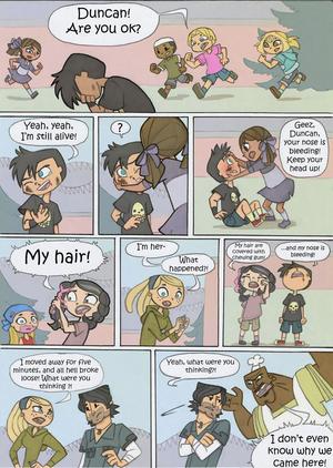 Total Drama Kids Comic Page 25