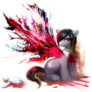 Touka in MLP version