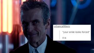 Twelfth Doctor - Text Posts